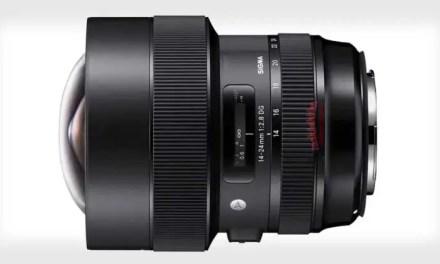 Images of Sigma 14-24mm f/2.8 ART lens leak online
