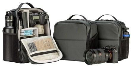 Convert any bag into a camera bag with Tenba BYOB