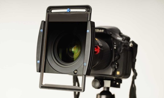 Benro launches new 100mm filter holder system