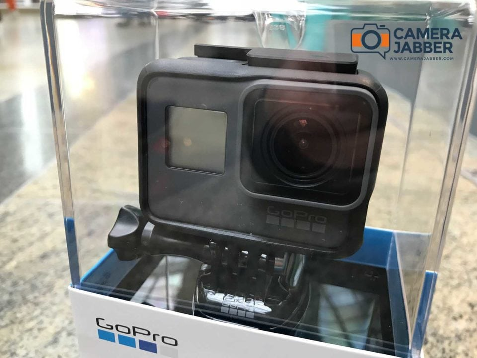 GoPro Hero Sports and Action Camera with 10MP Launched for Rs.18990