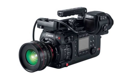 Canon launches C700 FF, its first full-frame cinema camera