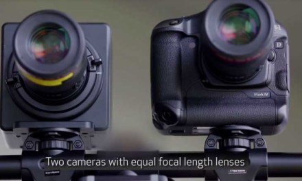 Canon posts example video from its 120-megapixel sensor