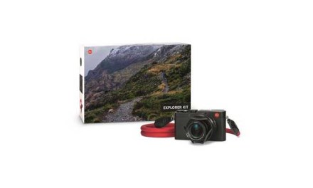 Leica launches D-Lux Explorer Kit