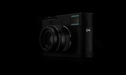 Leica unveils new 'Stealth Edition' M Monochrom (Typ 246)
