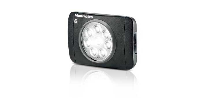 Manfrotto launches Lumimuse 8 Bluetooth LED