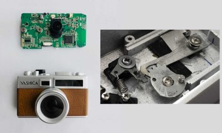Yashica digiFilm Camera Y35 release date delayed to July