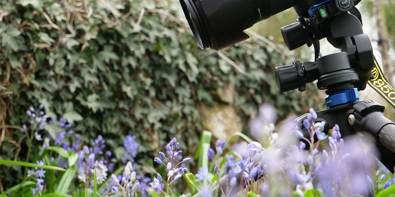 Benro GD3WH geared tripod head review