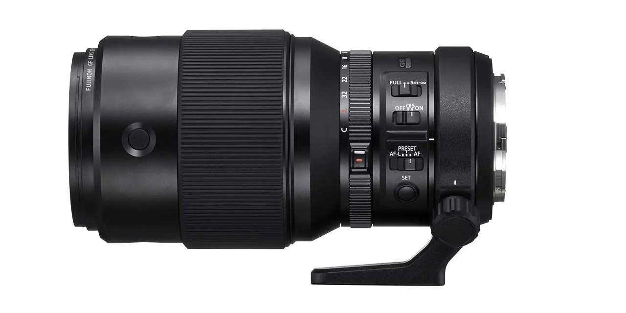 Fujifilm launches Fujinon GF250mm f/4 lens for GFX 50S, 1.4x teleconverter