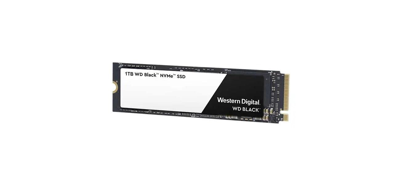 New Western Digital NVMe SSD promises 'seamless' 4K