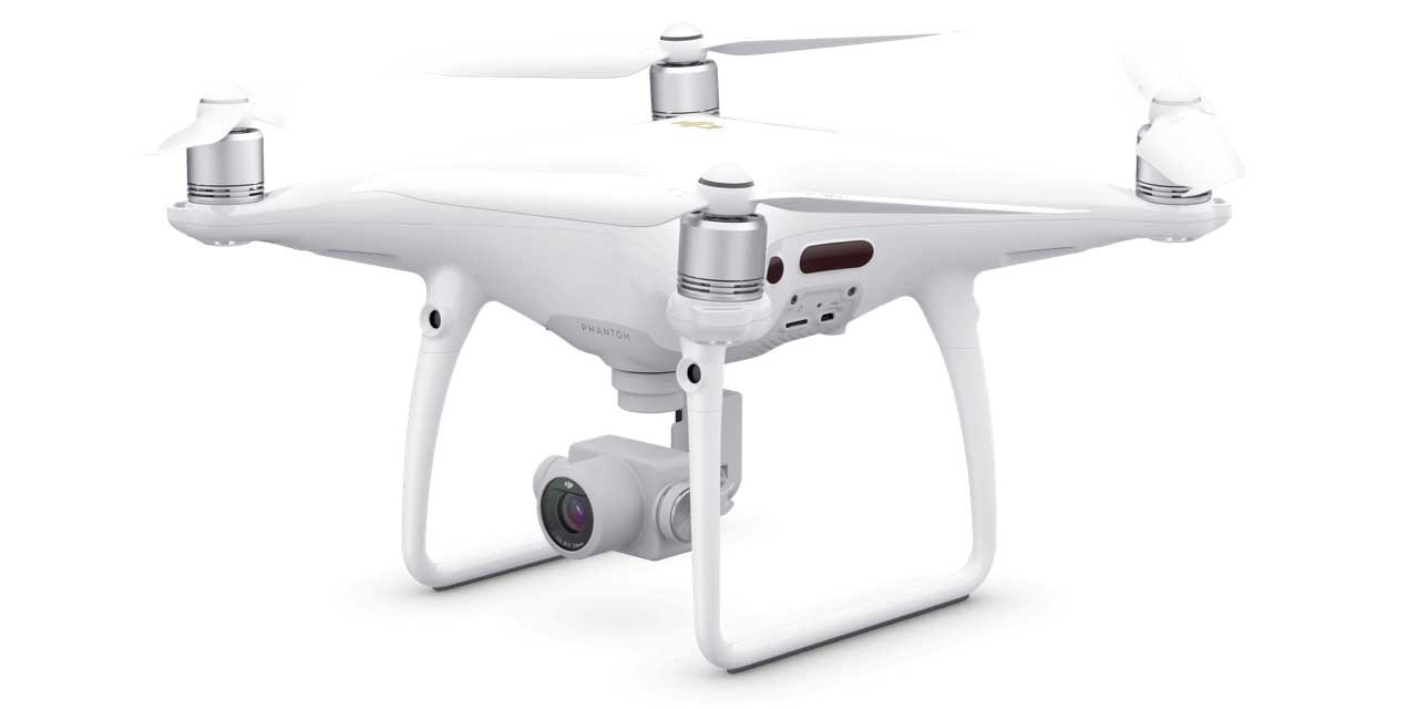 DJI launches Phantom 4 Pro V2.0