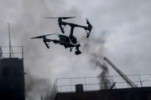 DJI: drones rescued 65 people last year