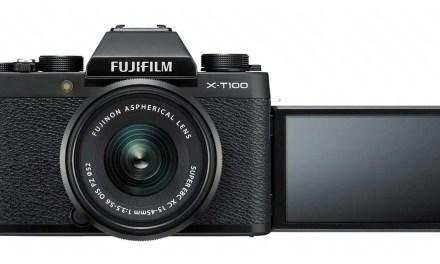 Fujifilm X-T100: price, specs, release date confirmed