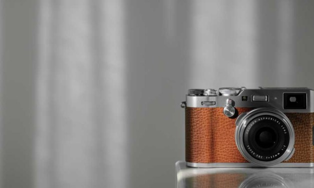 UPDATED: Fujifilm to release brown leather version of X100F