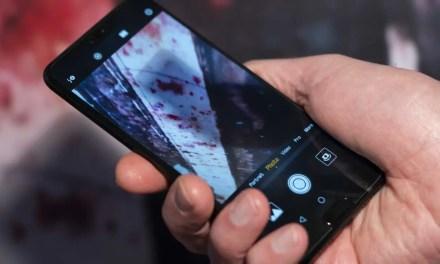 Huawei P20 Camera Review