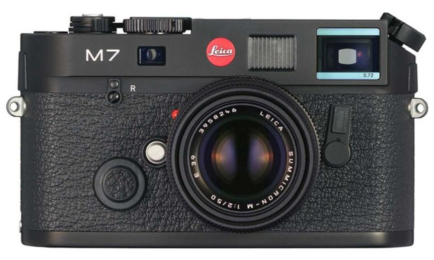 Leica discontinues the M7, its last numbered M series film camera