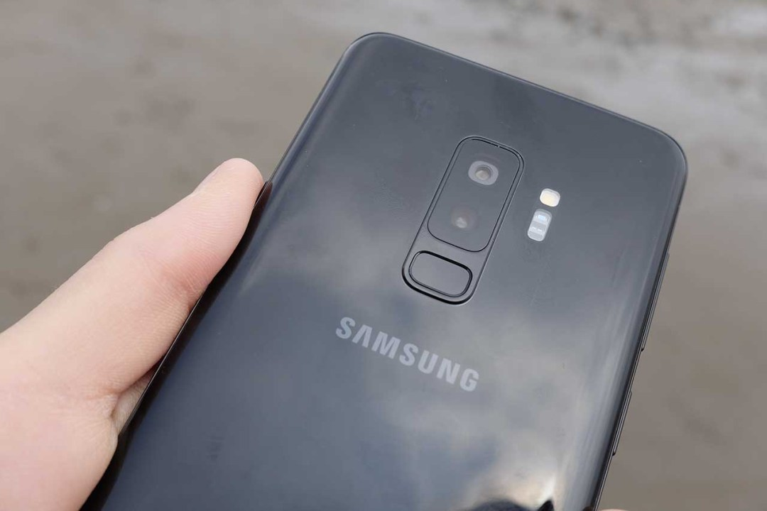 Samsung S9+ camera review