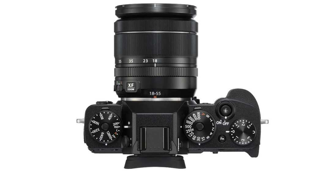 Best Mirrorless Cameras: Fujifilm X-T3