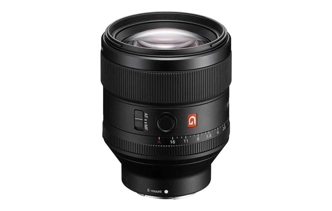 Best portrait lens for Sony E-mount