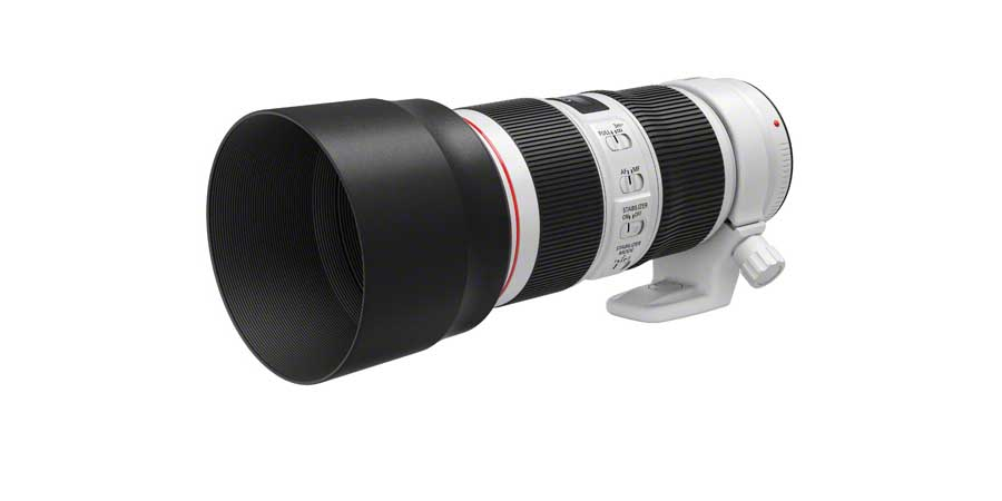 Canon unveils dual updates to its 70-200mm telephoto lenses
