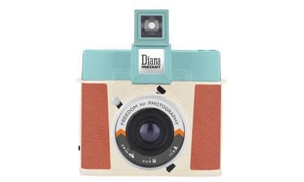 Lomography launches Diana Instant Square on Kickstarter