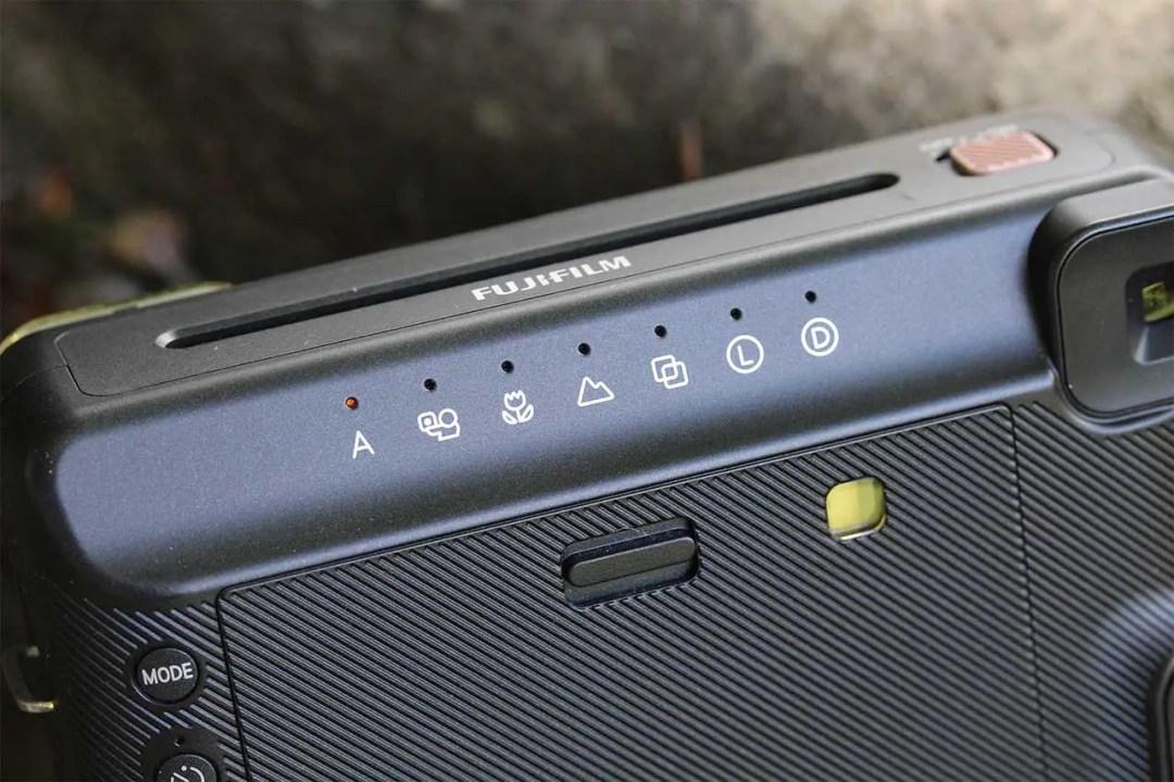 Fujifilm Instax SQ6 shooting