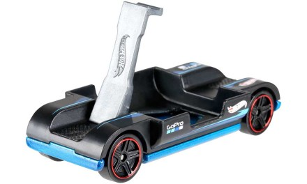 GoPro, Hot Wheels launch 'Zoom In' car with action camera mount