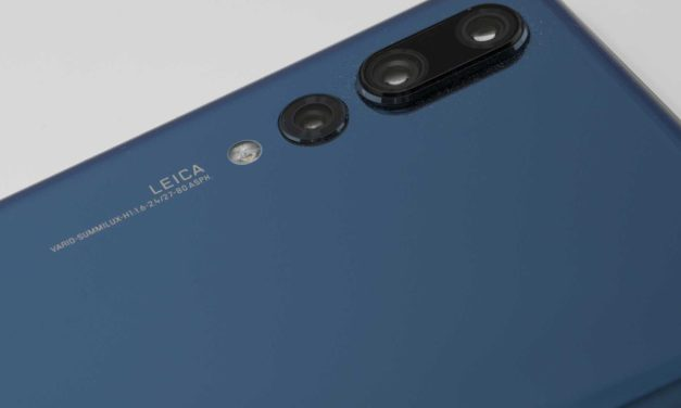 How to set up the Huawei P20 Pro's camera for the first time