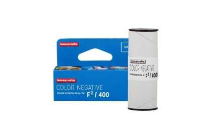 Lomography launches Colour Negative F²/400 film in Medium Format