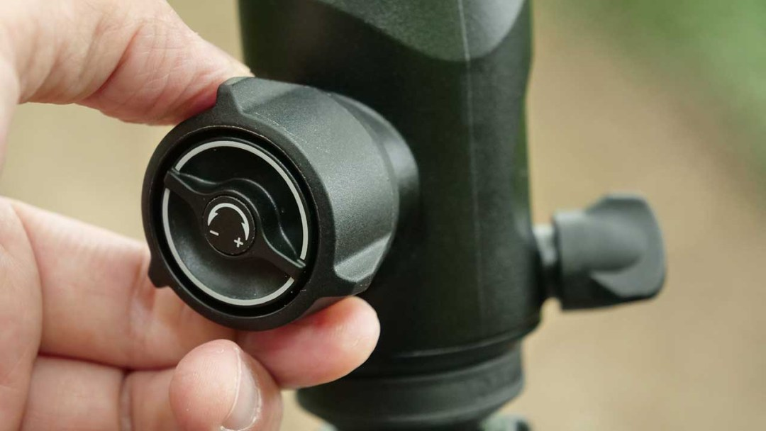Manfrotto BeFree Advanced GT review: build quality