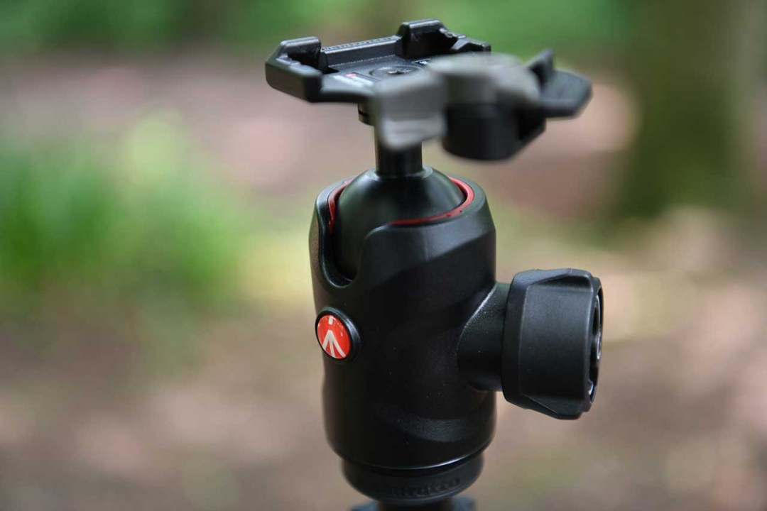 Manfrotto BeFree Advanced GT review: performance