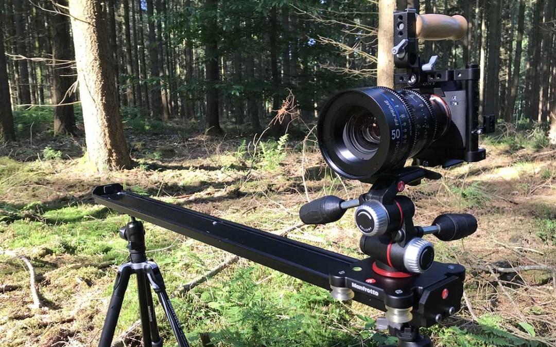 Manfrotto MVS100A Camera Slider review