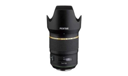 Ricoh announces HD PENTAX-D FA* 50mm f/1.4 SDM AW lens