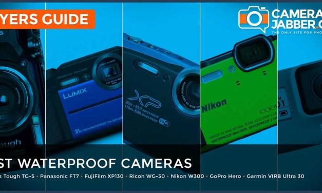 Best waterproof cameras in 2019
