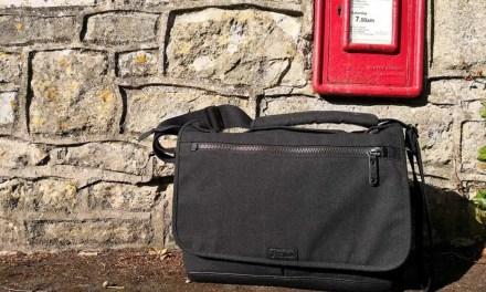 Tenba Cooper 15 Slim camera bag review