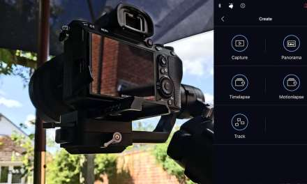 How to use the Ronin App for the DJI Ronin-S