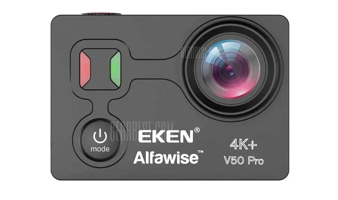 EKEN Alfawise V50 Pro 4K UHD Action Camera