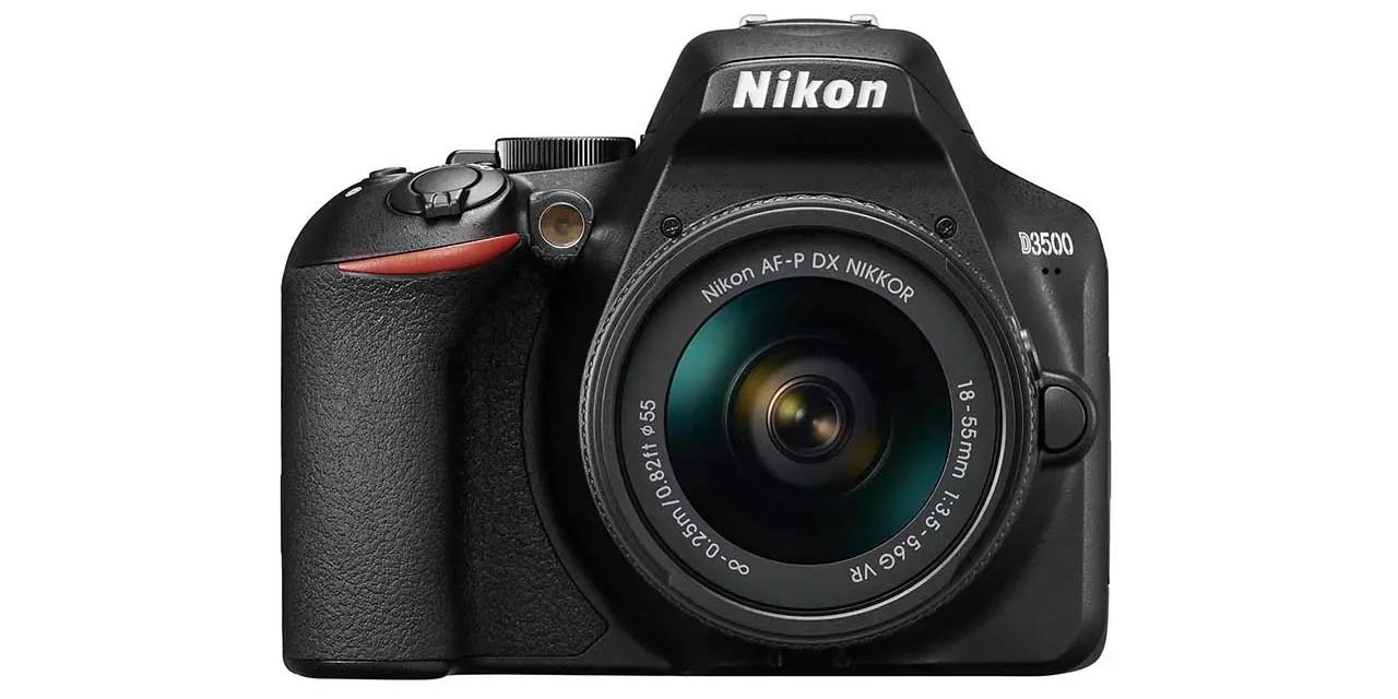 Nikon D3500: price, specs, release date confirmed