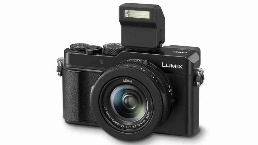 Panasonic Lumix LX100 II announced