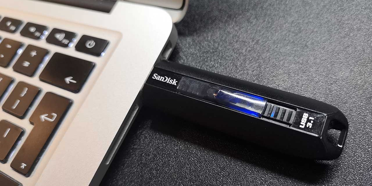 SanDisk Extreme Go USB 3.1 Flash Drive review