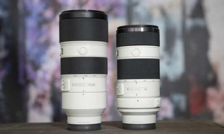 Sony FE 70-200mm f/4 vs f2.8