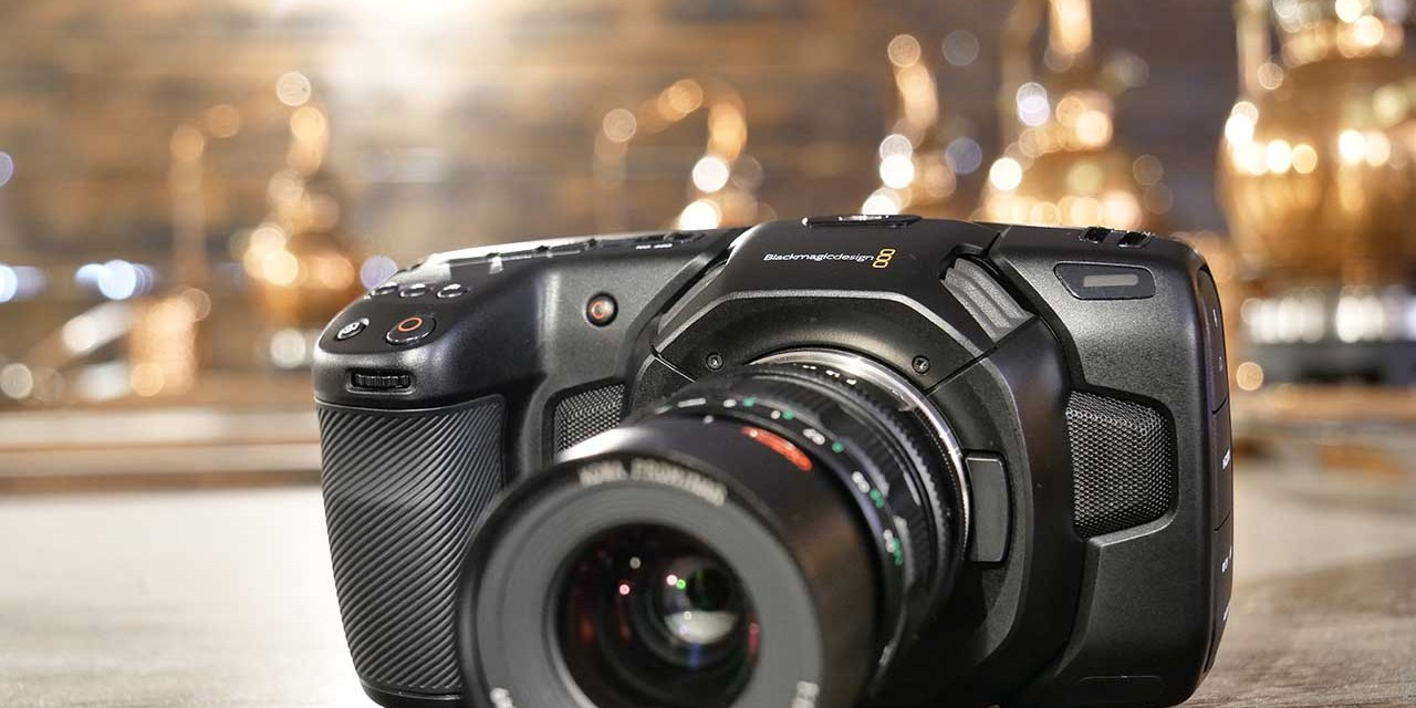Blackmagic updates Pocket Cinema Camera 4K with better audio, pixel remapping