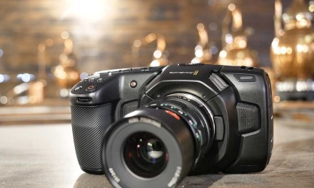 Blackmagic updates Pocket Cinema Camera 4K with better audio, pixel remapping