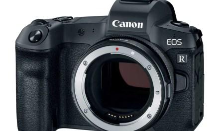 Canon EOS R: Price, specs, release date announced