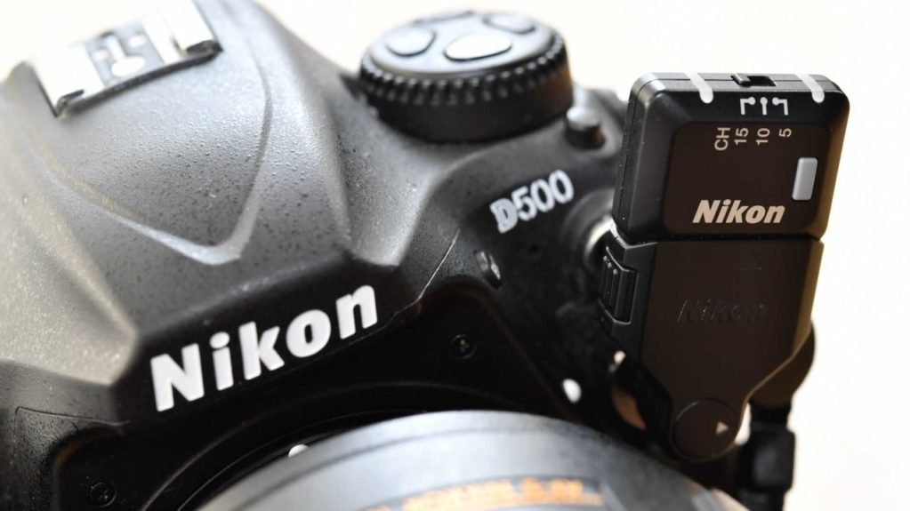 How to set-up Nikon DSLRs for wireless flash