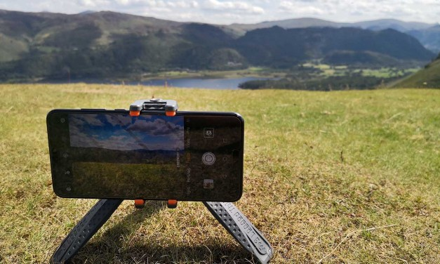 Shooting landscapes with the Huawei P20 Pro