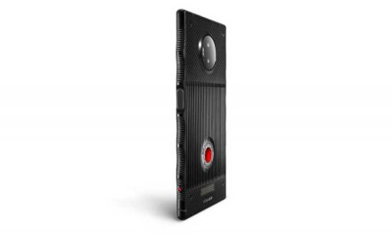 First photos of RED's Hydrogen One holographic phone