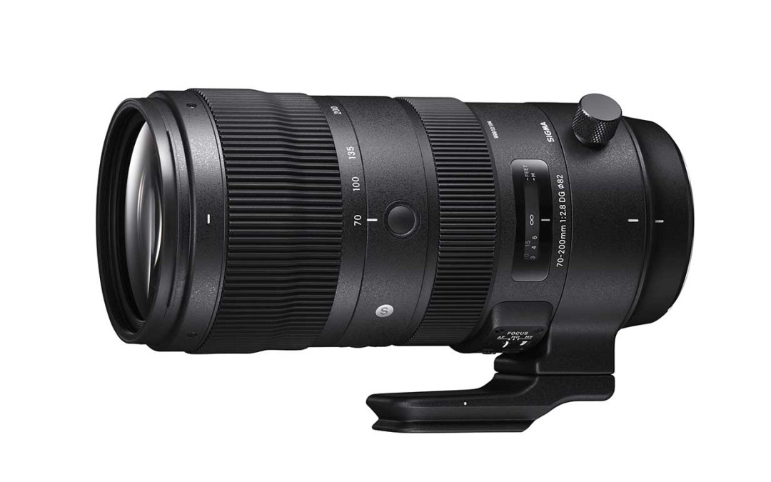 Sigma confirms 70-200mm F2.8 DG OS HSM Sports price tag
