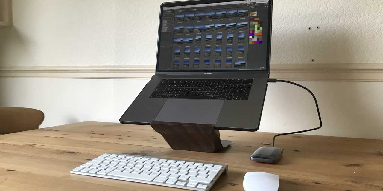 Yohann Designer Wooden Stand for Macbook review