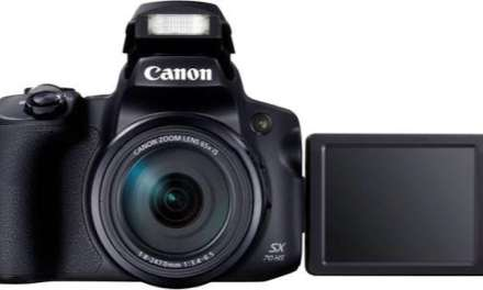 Canon launches PowerShot SX70 HS with 65x zoom, 4K video