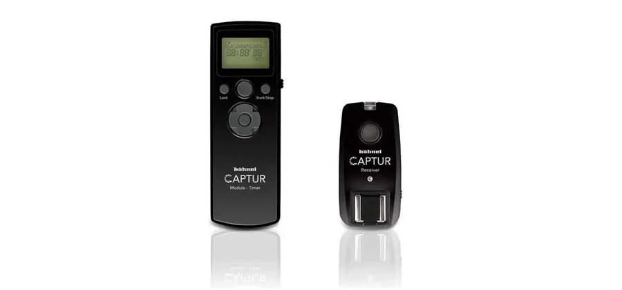 Our best camera remote controls: Hahnel Captur Timer Kit